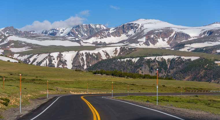 Beartooth Highway, Wyoming