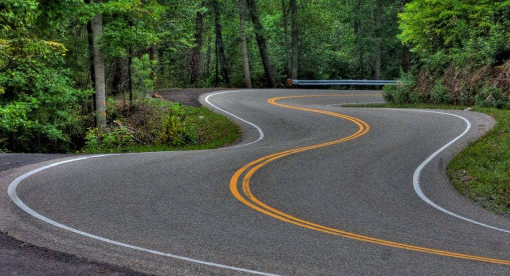 Tail of the Dragon, Tennessee