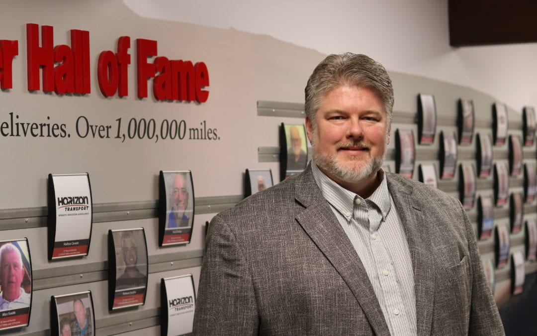 Horizon Transport Promotes Braun to President